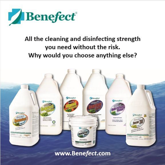 Benefect Group Ad